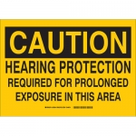 Brady 87664, Protection Requifor Prolonged… Sign