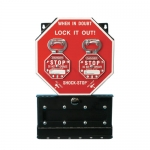 Brady 87692, 16.5″ x 10.5″ Shock Stop Group Lock Box