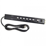 Morris 89092, 2100 Joules 7-Outlet Surge Strip with 1 T.O.