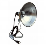 Morris 89522, 6′ Clamp-On Lamp with Reflector