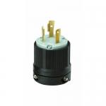 Morris 89750, 30A 250V Male Twist Lock Plug Receptacle
