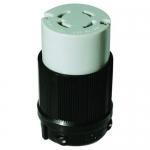 Morris 89758, 30A 125/250V Female Twist Lock Plug Receptacle