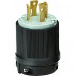 Morris 89760, 30A 250V Male Twist Lock Plug Receptacle