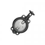 Jomar 900-02DSVL, 2″ Butterfly Valve, Epoxy-Coated Ductile Iron Body