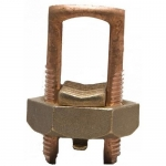 Morris 90334, 750 AWG Split Bolt Connector for Copper Conductors