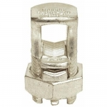 Morris 90424, 350 AWG Split Bolt Connector with Spacer Dual Rated