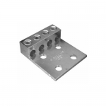 Morris 90878, 800 AWG Aluminum Mechanical Lug