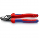 Knipex 95 12 165 T BKA, Cable Shears with Tether Attachment Point