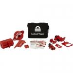Brady 95552, Combination Lockout Pouch Kit