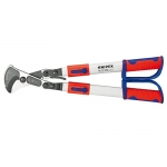 Knipex 95 32 038, Cable Shears (ratchet action) with Telescopic Handle
