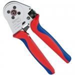 Knipex 97 52 65, Crimping Pliers – Four Mandrel