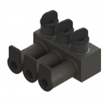 Morris 98043, 3-Port Submersible Insulated Connector
