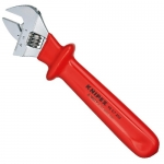Knipex 98 07 250, Adjustable Wrench – 1,000V Insulated
