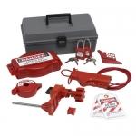 Brady 99321, Valve Lockout Toolbox Kit with Safety Padlocks