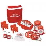 Brady 99680, Valve Lockout Pouch Kit with Safety Padlocks