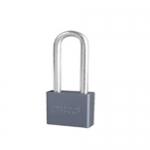 Master Lock A12MK, No. A12 Non-Rekeyable Padlock Solid Aluminum