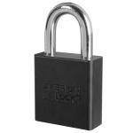 Master Lock A1205KAMKWR7BLK, American Lock 1205 Aluminum Padlock