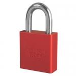 Master Lock A1205KAMKWR7RED, American Lock 1205 Aluminum Padlock