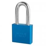 Master Lock A1306KAMKWR7BLU, American Lock 1306 Aluminum Padlock