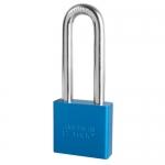 Master Lock A1367BLU, American Lock 1367 Series Aluminum Padlock
