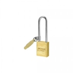Master Lock A42TAG, Non-Rekeyable Padlock – Solid Brass