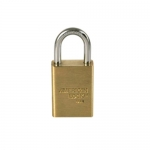 Master Lock A5530MK, No. A5530 Rekeyable Padlock – Solid Brass