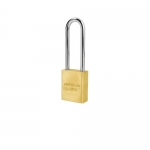 Master Lock A5532MKLZ1, No. A5532 Rekeyable Padlock – Solid Brass