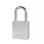 Master Lock A6101NKA, No. A6101 Rekeyable Padlock Solid Steel