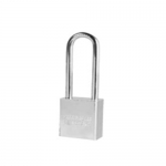 Master Lock A6102NKAWR2, No. A6102 Rekeyable Padlock Solid Steel