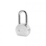 Master Lock A701KAWR7, No. A701 Rekeyable Padlock Solid Steel