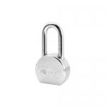 Master Lock A707KAWR2, No. A707 Rekeyable Padlock Solid Steel