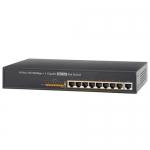 Lorex ACCLPS281BW, 8-Channel PoE Switch