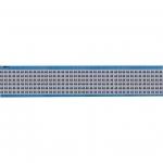 Brady AF-44-SC-PK, 118382 Scored Wire Marker Card w/ Legend: 44