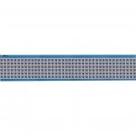Brady AF-50-SC-PK, 118435 Scored Wire Marker Card w/ Legend: 50