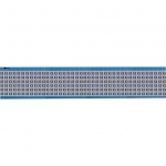 Brady AF-X3-SC-PK, 118366 Scored Wire Marker Card w/ Legend: X3