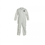 DuPont D13397304, ProShield 60 Coverall, Collar, Open Wrists