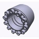 Climax Metal C405E-375, C405E-Series Locking Assembly – 3.75″ x 5.709″