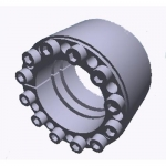 Climax Metal C405E-362, C405E-Series Locking Assembly, 3.625″ x 5.118″