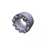Climax Metal C415M-110X155, C415M-Series Locking Assembly