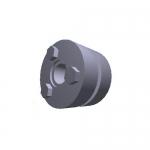 Climax Metal C600E-075, C600E-Series Keyless Rigid Coupling