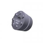 Climax Metal C600E-106, C600E-Series Keyless Rigid Coupling