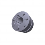 Climax Metal C600M-29, C600M-Series Keyless Rigid Coupling, 29 x 66mm