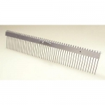 Kraft Tool Company CC196-1, Flat Wire Texture Broom with 1″ Spacing