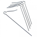Kraft Tool Company CC200-10, Replacement Tine for Flat Wire Broom