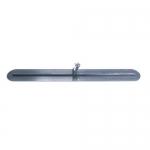 Kraft Tool Company CC642B, 42″ x 5″ Round End Steel Fresno Trowel