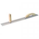 Kraft Tool Company CF033, Magnesium Darby with 1 Knob & 1 Wood Handle