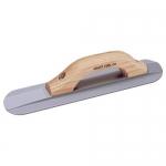 Kraft Tool Company CF072, Round End Magnesium Float w/ Wood Handle