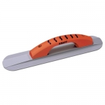 Kraft Tool Company CF072PF, 12″ x 3-1/4″ Round End Magnesium Float