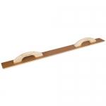 Kraft Tool Company CF238, 40″ x 3-1/2″ Double Handled Laminated Darby
