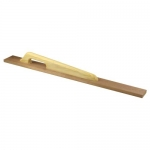 Kraft Tool Company CF254, One Hole Grip Wood Darby Replacement Handle